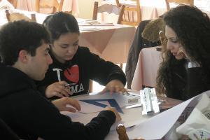 On site survey Kalopanayiotis 2012