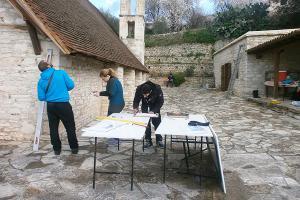 On site survey Filousa 2013