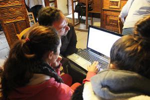 On site survey Arakas 2014