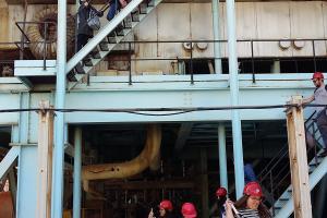 Moni Power Station Regeneration